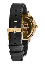 Kensington Leather, Gold / White / Black