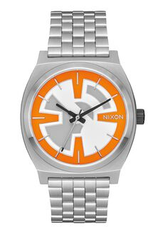 Time Teller Star Wars, BB-8 Orange / Black