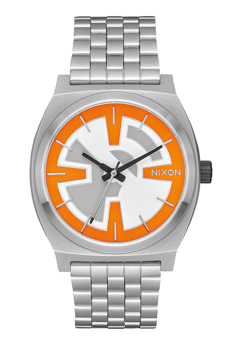 Time Teller SW, BB-8 Orange / Black