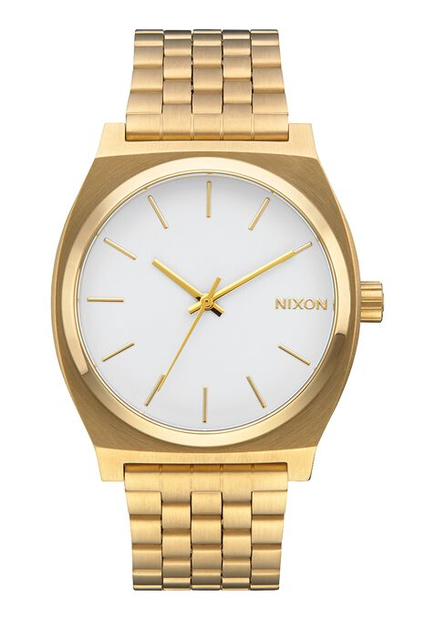 Time Teller, Gold / White
