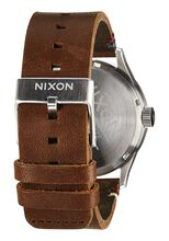Sentry Leather, Black / Brown