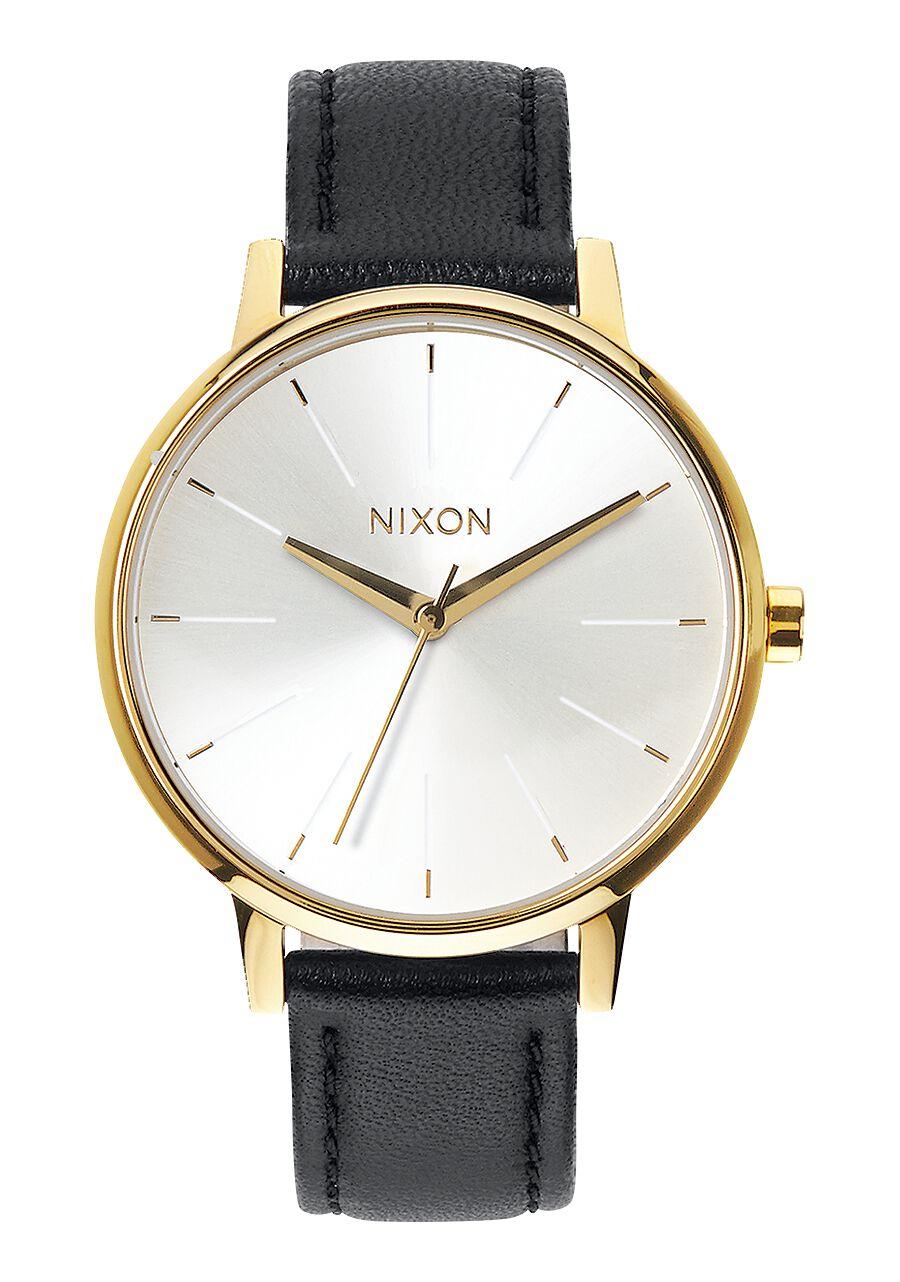 Kensington Leather Leder Damenuhren Nixon Uhren Und