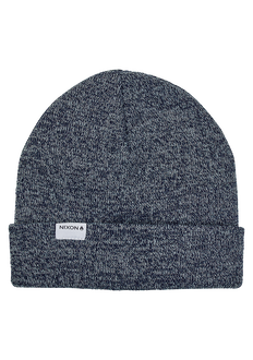 Logan Beanie, Navy Heather