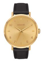 Arrow Leather, All Gold / Black