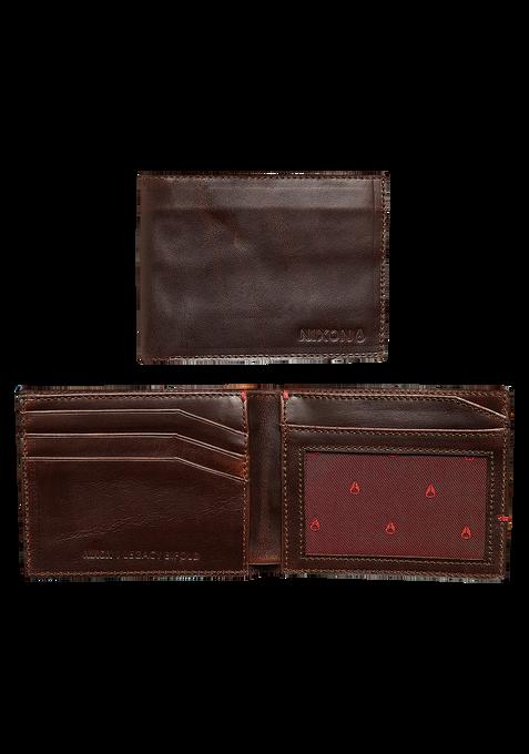Legacy Bi-Fold Wallet, Brown