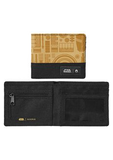 Atlas Wallet SW, C-3PO Gold
