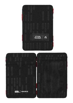 Atlas Magic Wallet SW, Vader Black