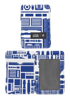 Atlas Magic Wallet SW, R2D2 White