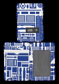 Atlas Magic Wallet SW, R2D2 White