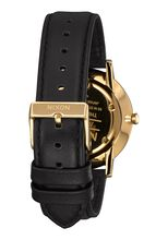 Porter Leather, All Gold / Black