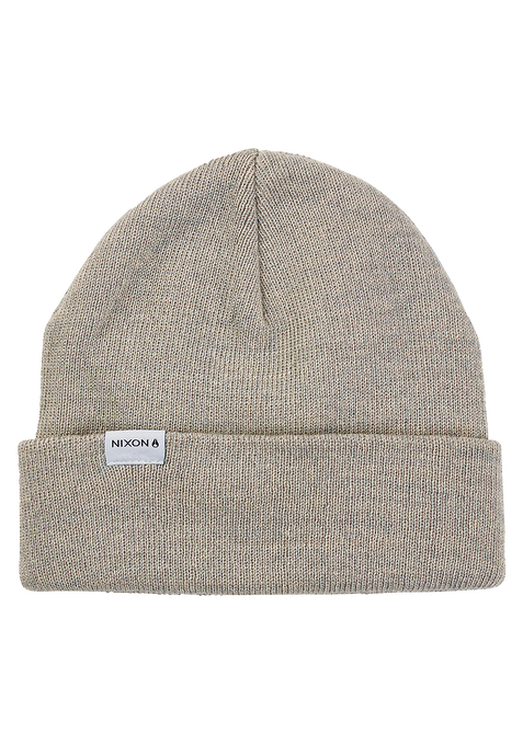 Logan Beanie, Bone Heather