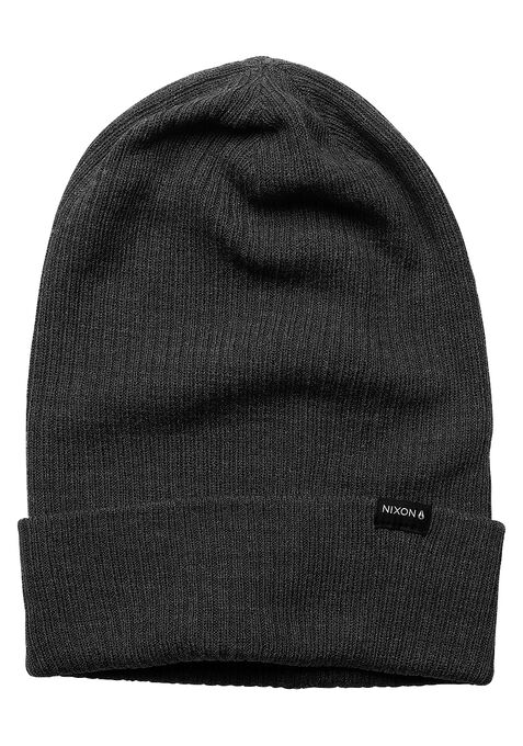 Tower Beanie, Black