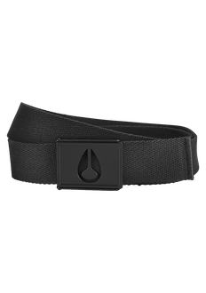 Spy Belt, Black / Anthracite