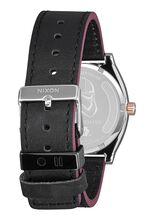 Time Teller Deluxe Leather SW, Phasma Black