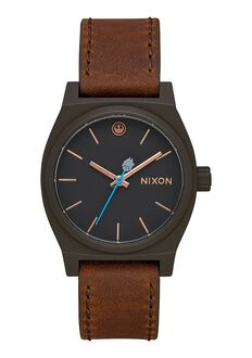 Medium Time Teller SW, Rey Black / Brown