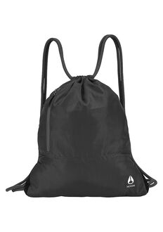 Everyday Cinch Bag II, All Black