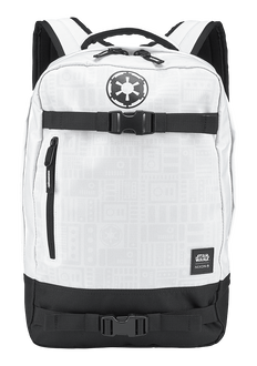 Del Mar Backpack SW, Stormtrooper White