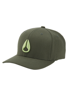 Deep Down FF Athletic Fit Hat, Olive