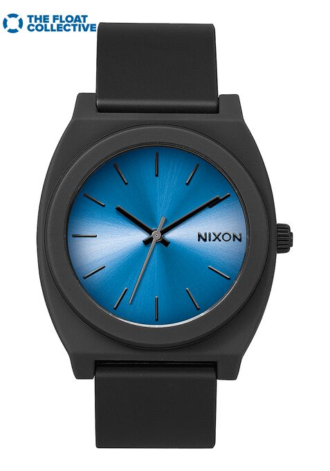 Time Teller P, Black / Blue / Float