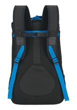 Landlock Backpack II, Black / Blue / Float