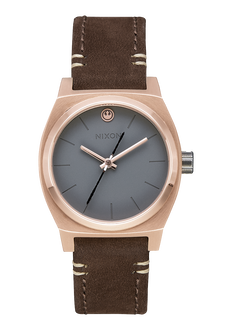 Medium Time Teller SW, Rey Light Gold / Brown