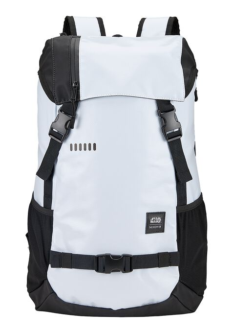 Landlock Backpack SW, Executioner Black / White
