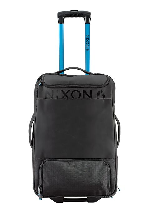 Weekender Carry On Roller Bag II, Black