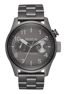 Safari Deluxe, All Gunmetal / Gray