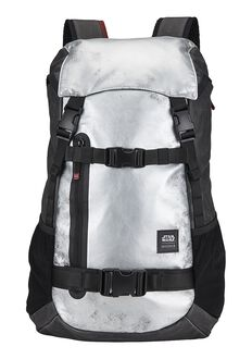 Landlock Rucksack Star Wars, Phasma Silver