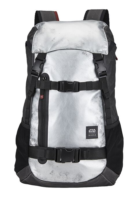 Landlock Backpack SW, Phasma Silver