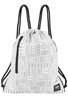 Everyday Cinch Bag SW, Stormtrooper White