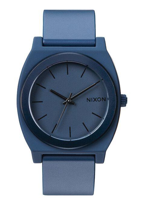 Time Teller P, Steel Blue Ano