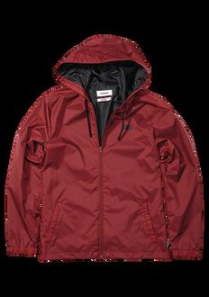 Arden II Jacket, Cabernet