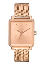 K Squared Milanese, All Rose Gold