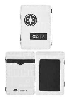 Atlas Magic Wallet SW, Stormtrooper White