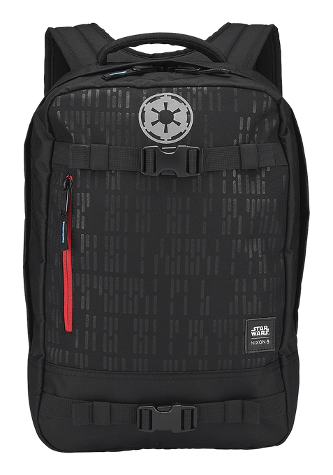 Del Mar Backpack SW, Vader Black