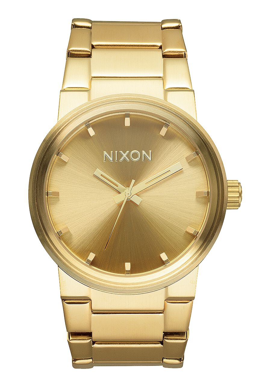 Cannon men 39 s watches nixon watches and premium accessories for Watches gold