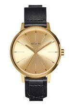 Kensington Leather, Gold / Bridle