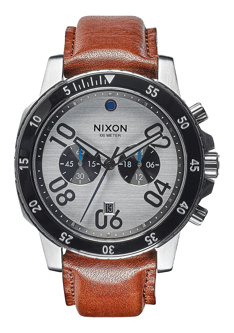 Ranger Chrono Leather Men S Watches Nixon Watches And
