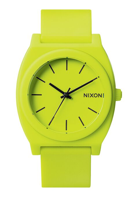 Time Teller P, Neon Yellow