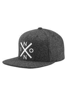 Gorra Snapback Exchange, Gray