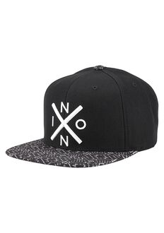 Exchange Snapback Hat, Native