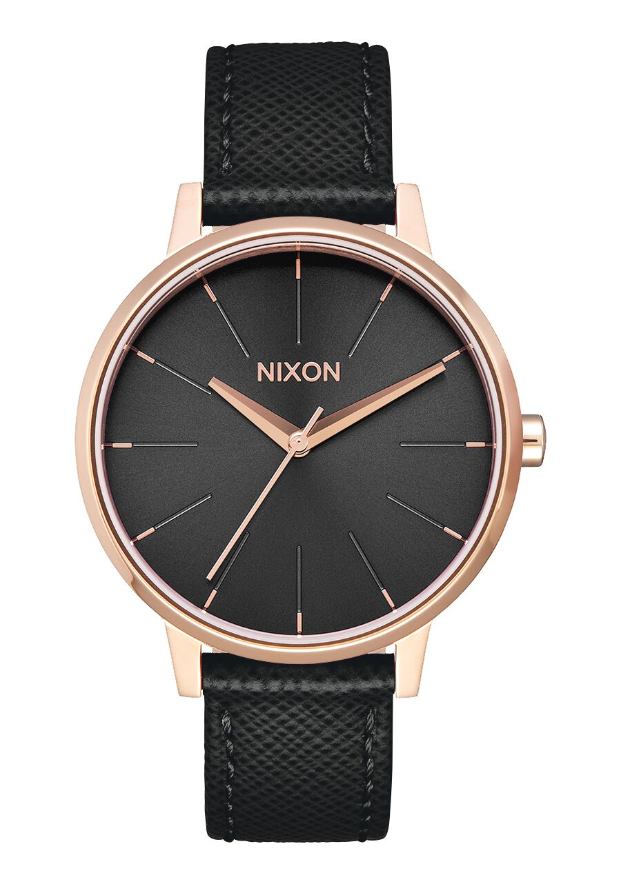 Kensington Leather Women S Watches Nixon Watches And