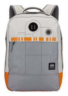 Mochila Beacons Star Wars, BB-8 Silver / Orange