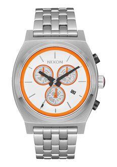 Time Teller Chrono SW, BB-8 White / Orange