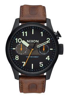 Safari Deluxe Leather, Black / Lum / Brown