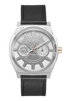 Time Teller Deluxe Leather Star Wars, Phasma Black