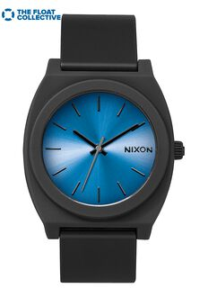 Time Teller P, Black / Blue / Float