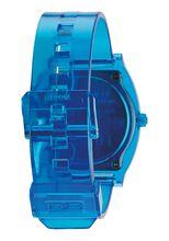 Time Teller P, Translucent Blue
