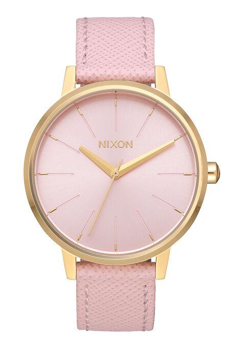 Kensington Leather, Light Gold / Pale Pink